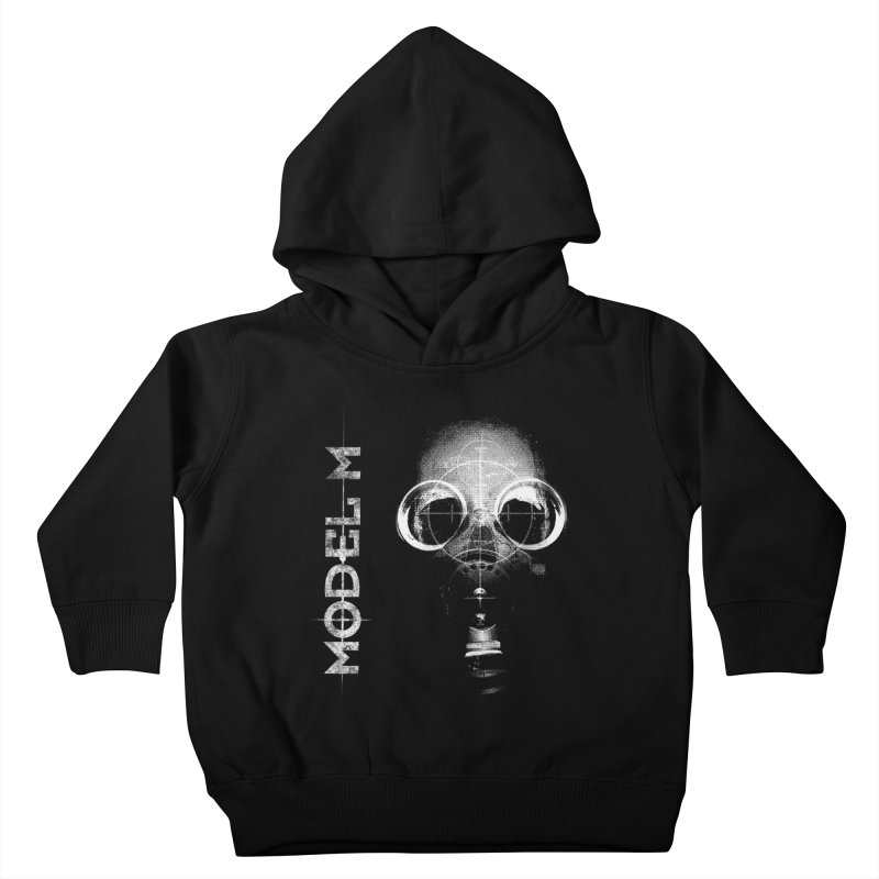 Model M - Hazmat Kids Toddler Pullover Hoody by Oh Just Peachy Studios Music Store