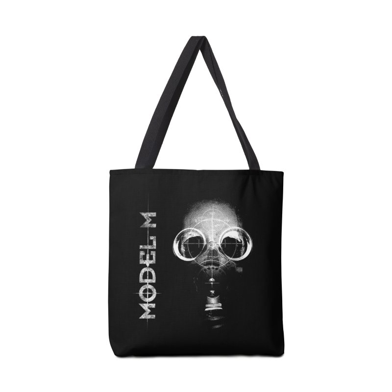 Model M - Hazmat Accessories Tote Bag Bag by Oh Just Peachy Studios Music Store