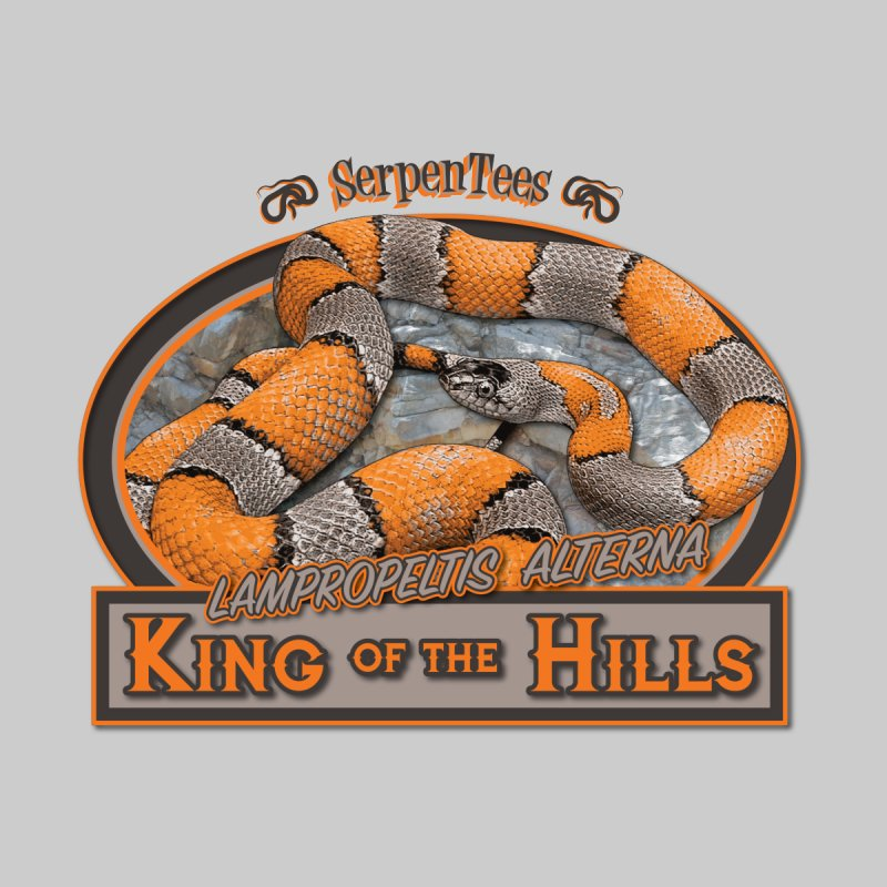 King of the Hills (Graybanded King) by Drawn to Scales