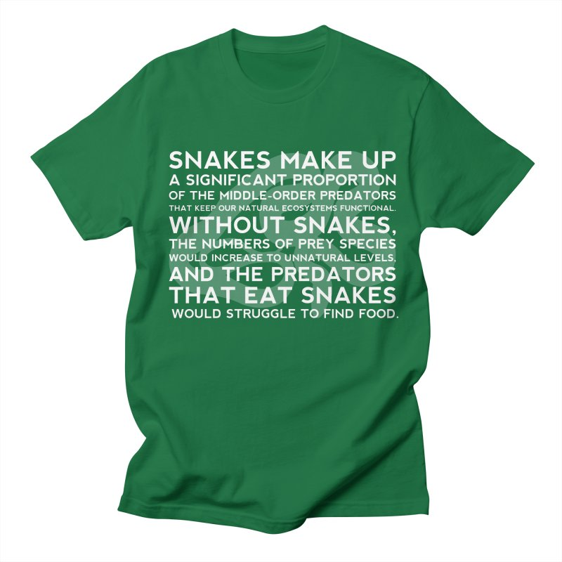 SIGNIFICANCE in Men's Regular T-Shirt Kelly Green by Drawn to Scales