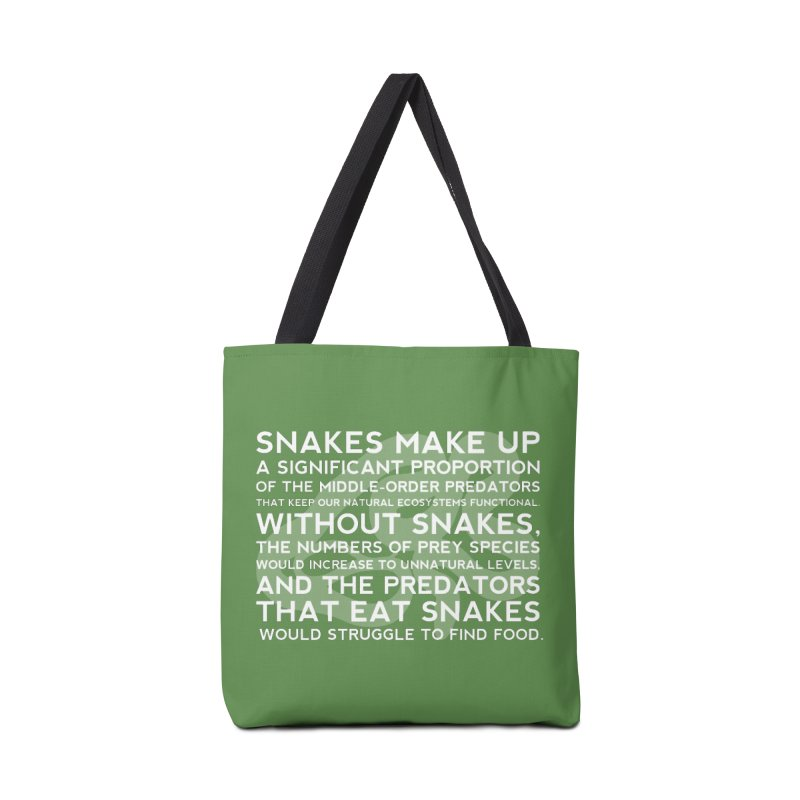 SIGNIFICANCE Accessories Tote Bag Bag by Drawn to Scales