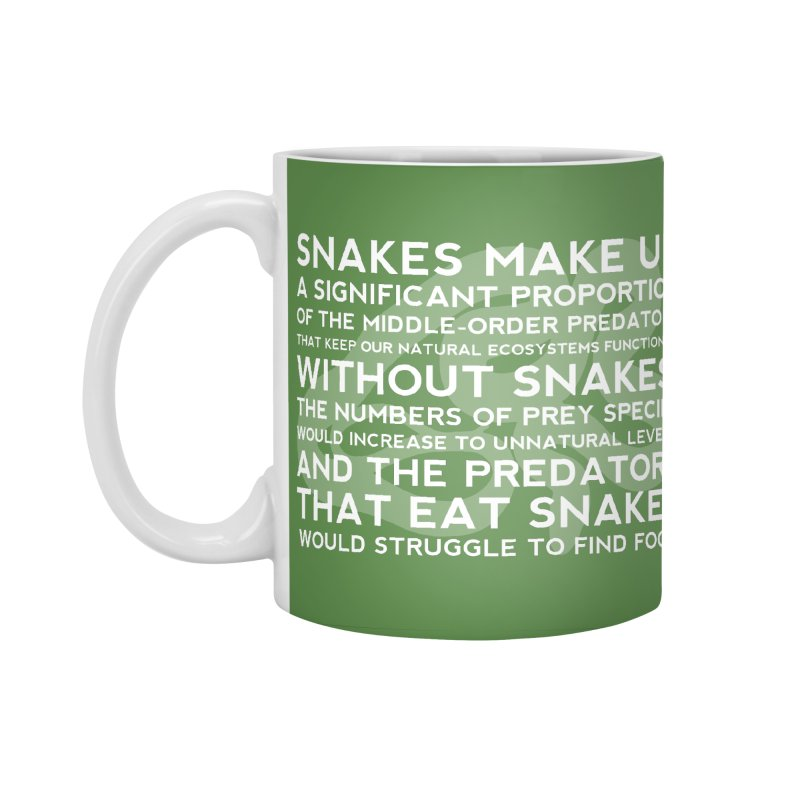 SIGNIFICANCE Accessories Standard Mug by Drawn to Scales