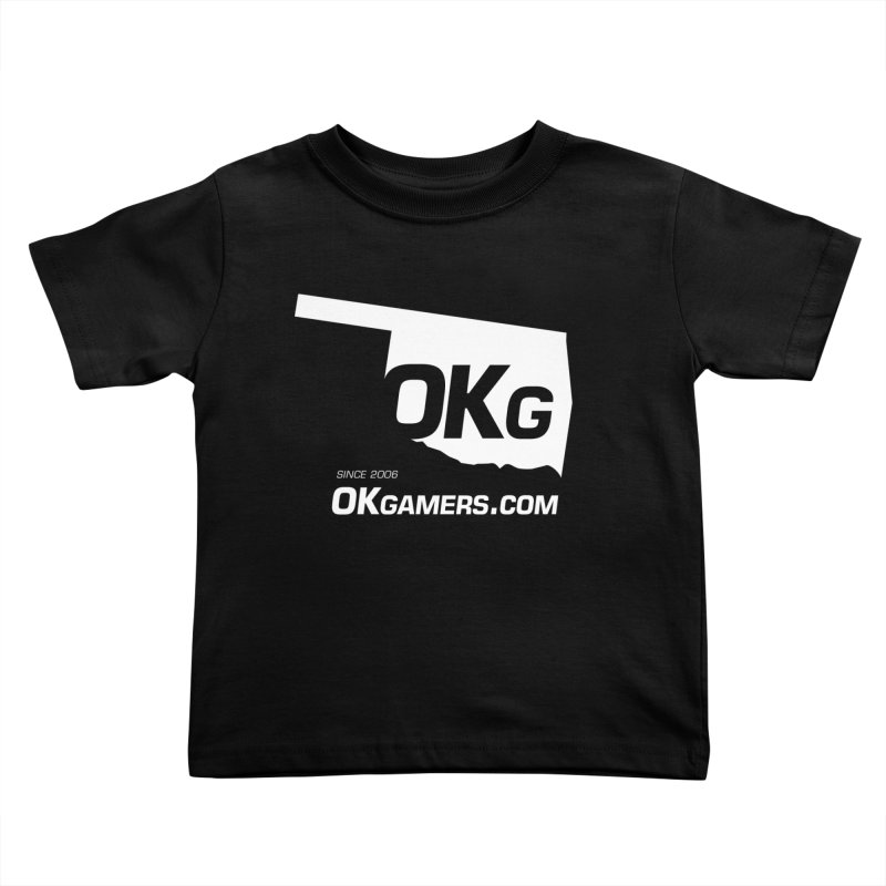 OKgamers.com - Oklahoma Gamers 2017 Kids Toddler T-Shirt by OKgamers's Shop