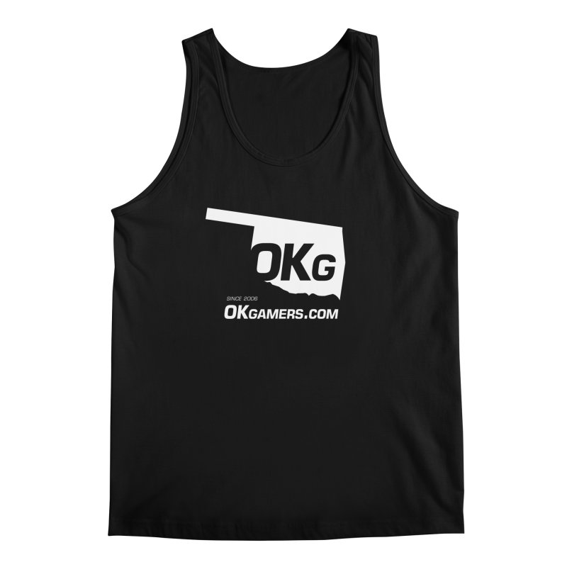 OKgamers.com - Oklahoma Gamers 2017 Men's Tank by OKgamers's Shop