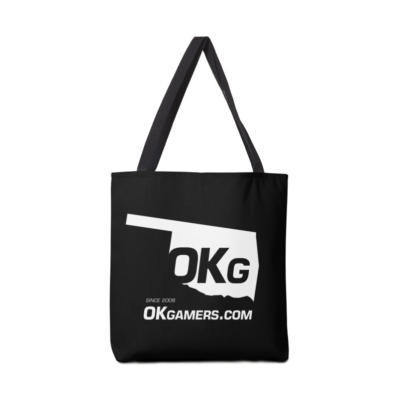OKgamers.com - Oklahoma Gamers Accessories Bag by Oklahoma Gamers' Shop