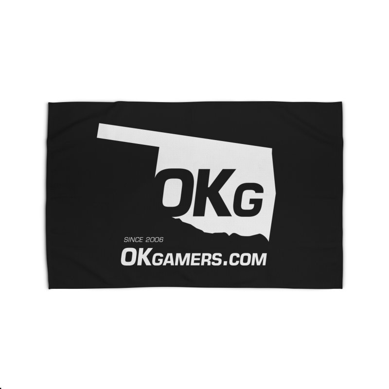 OKgamers.com - Oklahoma Gamers Home Rug by Oklahoma Gamers' Shop