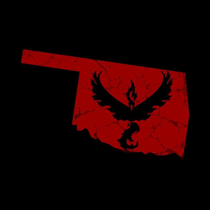 Pokemon Go Oklahoma - Team Valor by Oklahoma Gamers' Shop