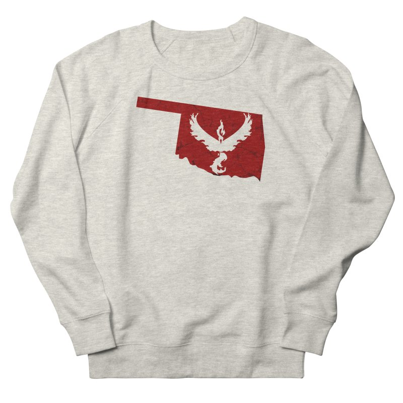 Pokemon Go Oklahoma - Team Valor Men's Sweatshirt by OKgamers's Shop