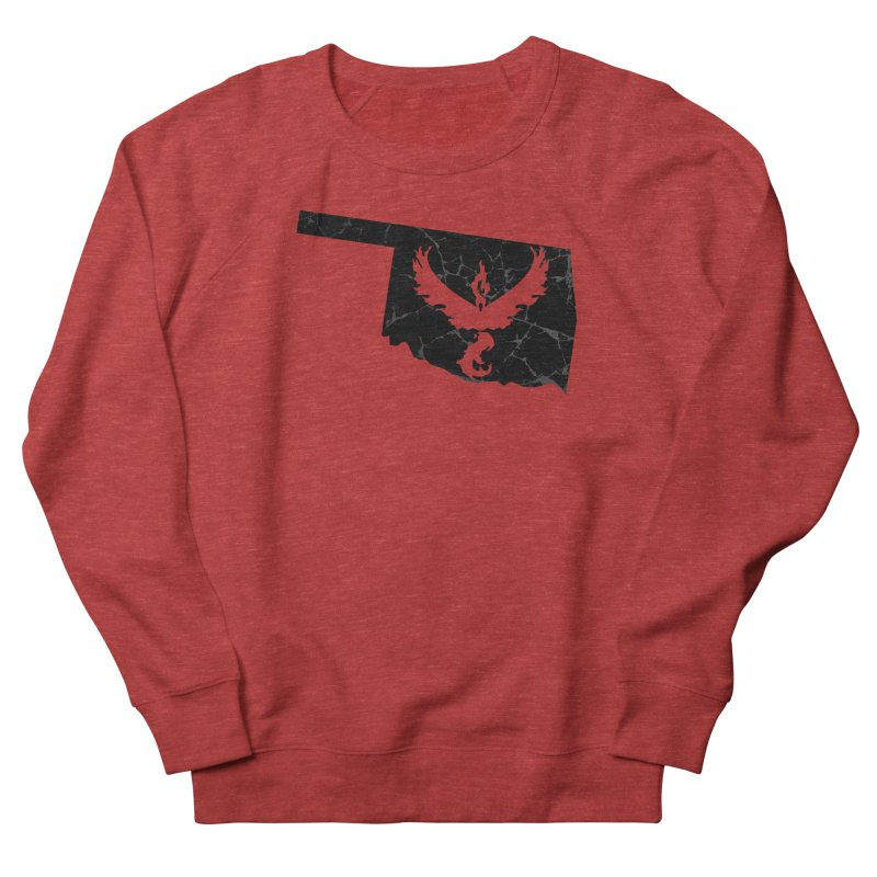 Pokemon Go Oklahoma -Team Valor (Black) Women's Sweatshirt by OKgamers's Shop