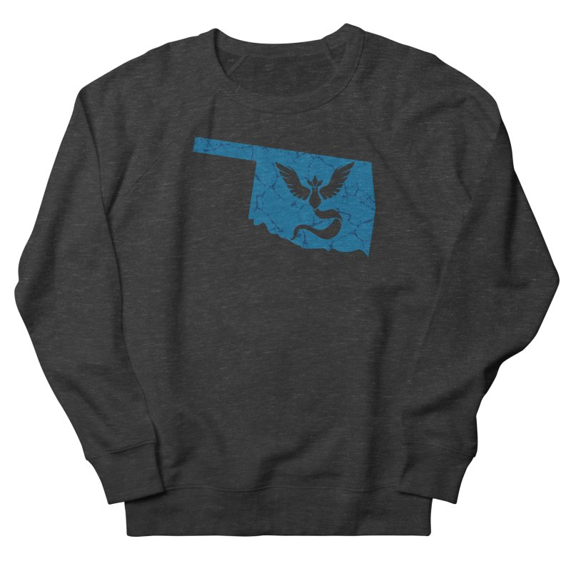 Pokemon Go Oklahoma - Team Mystic Women's French Terry Sweatshirt by OKgamers's Shop