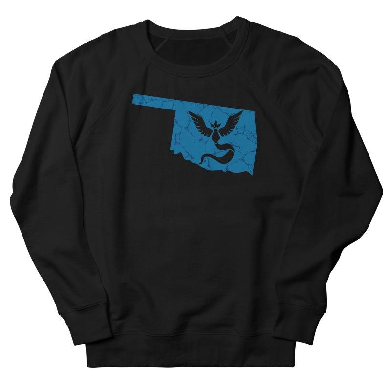 Pokemon Go Oklahoma - Team Mystic Women's Sweatshirt by OKgamers's Shop
