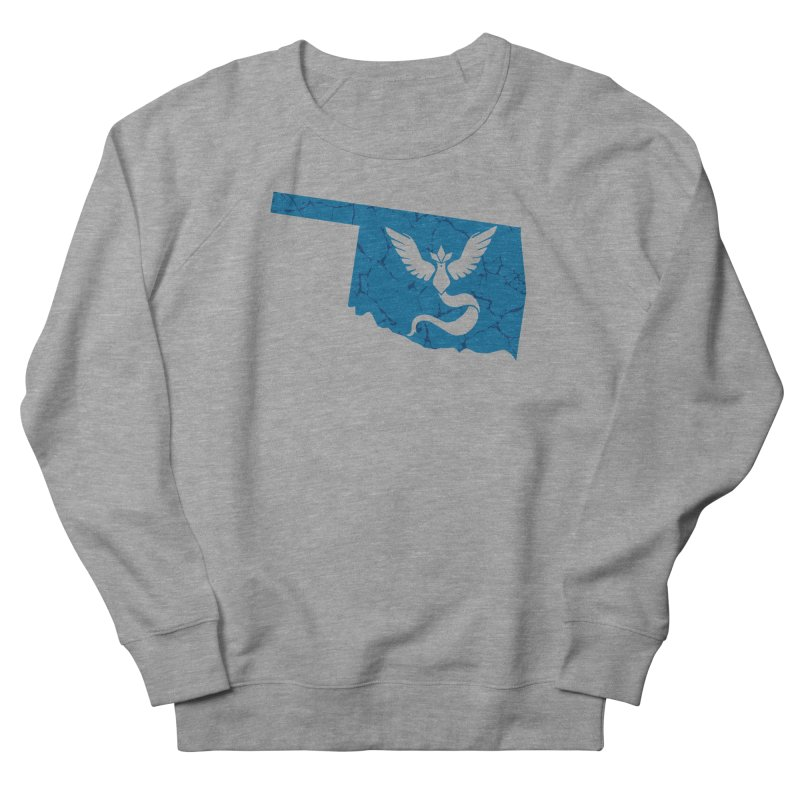 Pokemon Go Oklahoma - Team Mystic Men's Sweatshirt by OKgamers's Shop