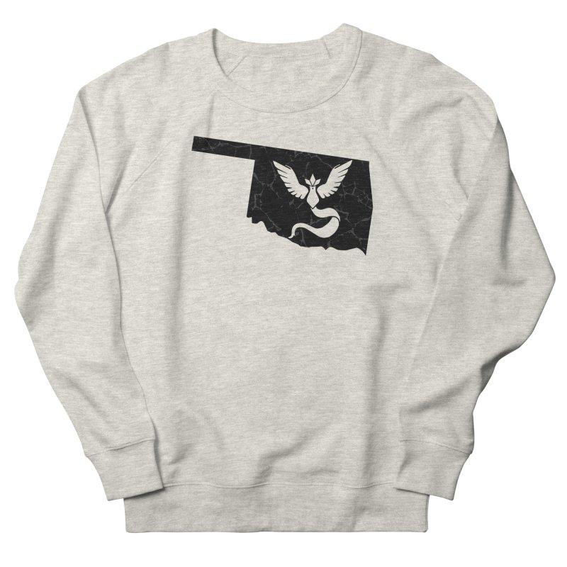 Pokemon Go Oklahoma - Team Mystic (Black) Men's Sweatshirt by OKgamers's Shop