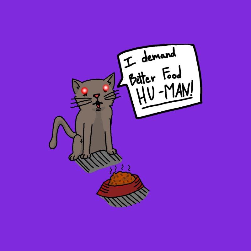 Mad Kitty by Okie Oak