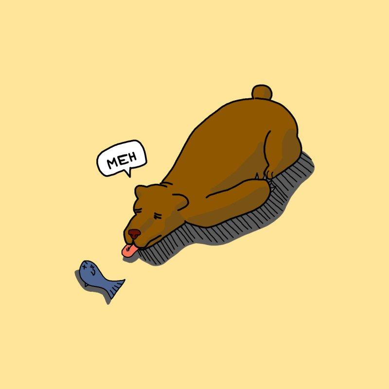Lazy Bear by Okie Oak