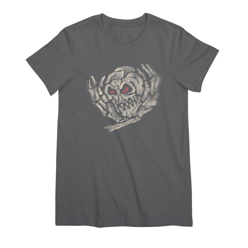 vertigooo Women's Premium T-Shirt by okik's Artist Shop