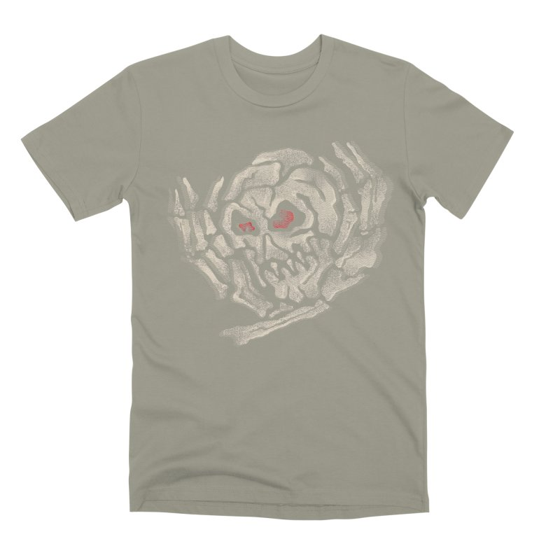 vertigooo Men's Premium T-Shirt by okik's Artist Shop