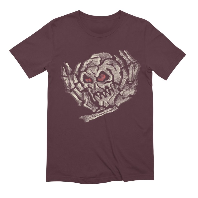 vertigooo Men's Extra Soft T-Shirt by okik's Artist Shop
