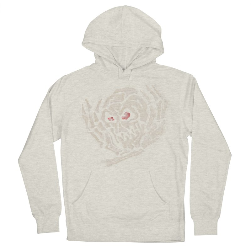 vertigooo Men's French Terry Pullover Hoody by okik's Artist Shop