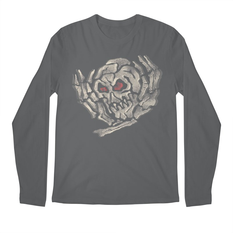 vertigooo Men's Regular Longsleeve T-Shirt by okik's Artist Shop