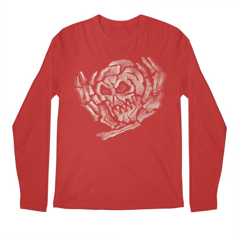 vertigooo Men's Regular Longsleeve T-Shirt by okik's Artist Shop