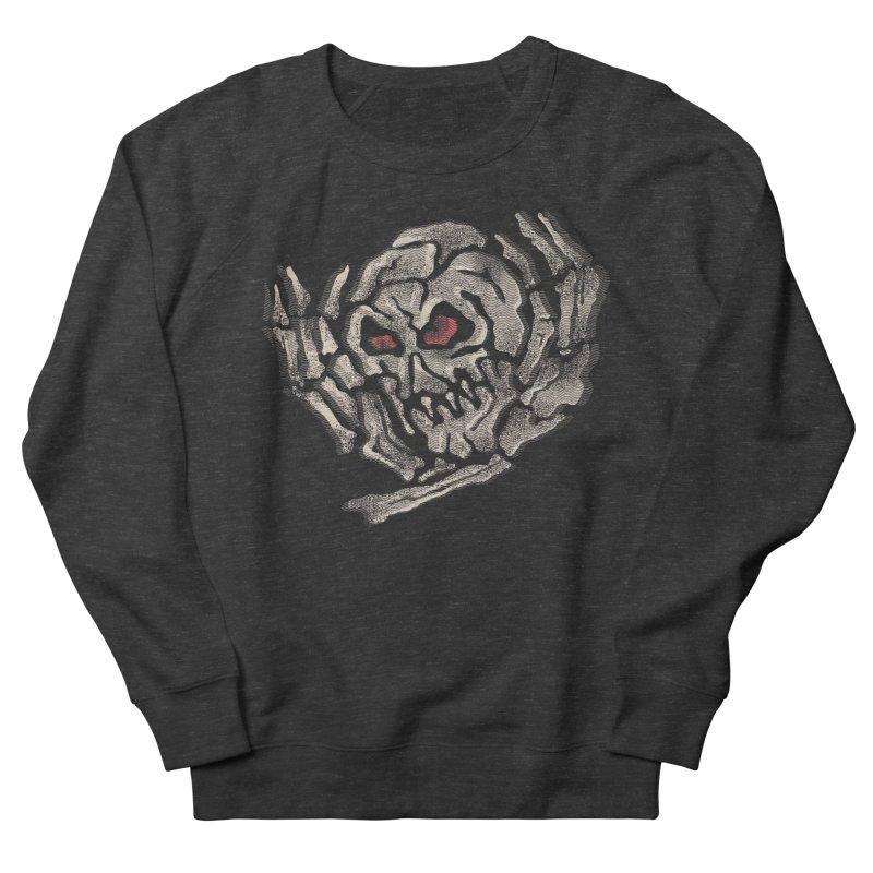 vertigooo Men's French Terry Sweatshirt by okik's Artist Shop