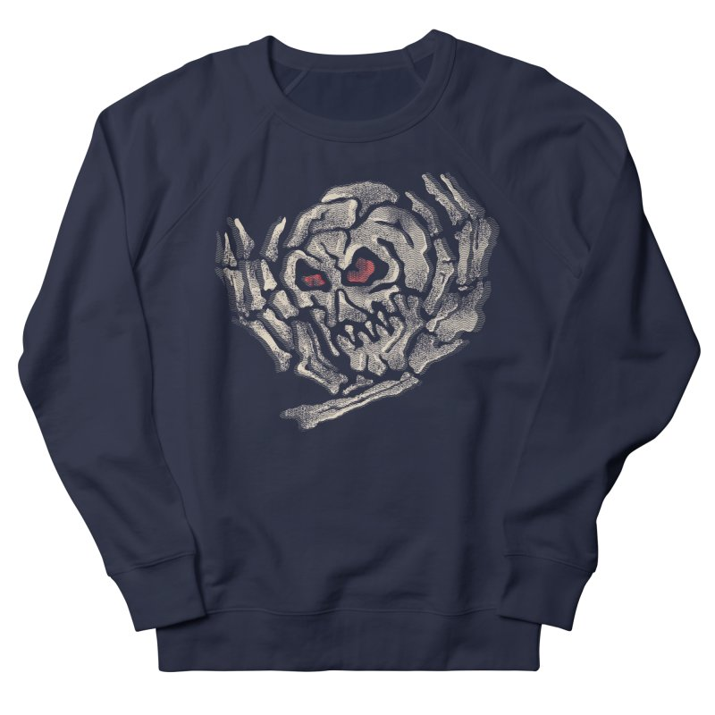 vertigooo Men's French Terry Sweatshirt by okik's Artist Shop