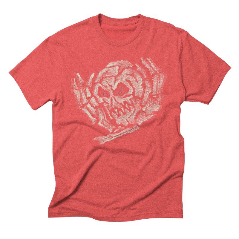 vertigooo Men's Triblend T-Shirt by okik's Artist Shop