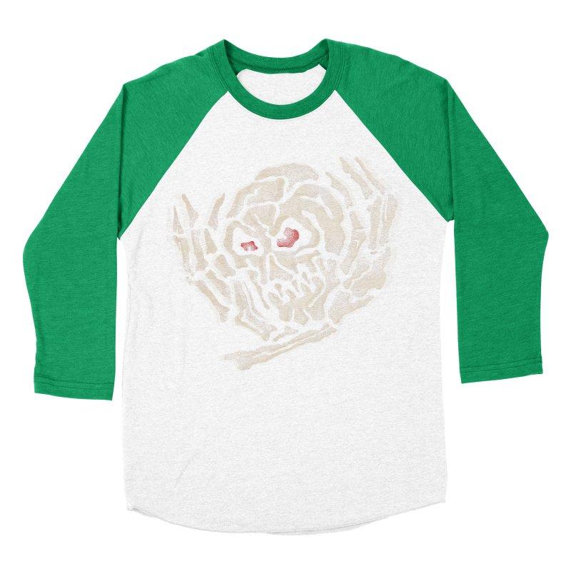 vertigooo Men's Baseball Triblend Longsleeve T-Shirt by okik's Artist Shop