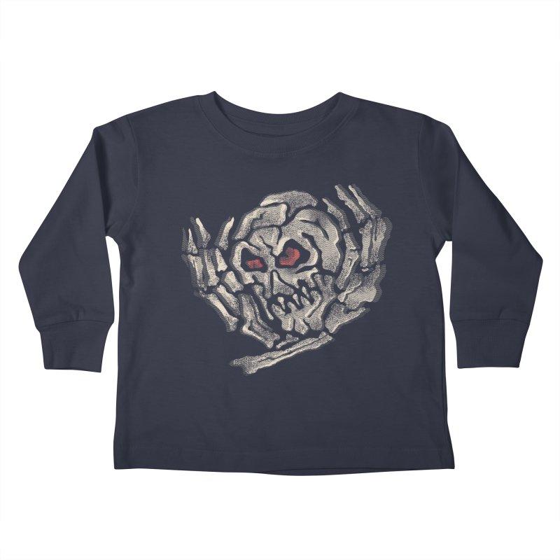 vertigooo Kids Toddler Longsleeve T-Shirt by okik's Artist Shop