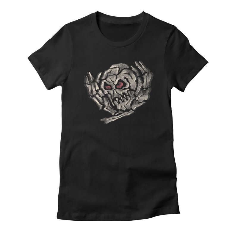 vertigooo Women's Fitted T-Shirt by okik's Artist Shop