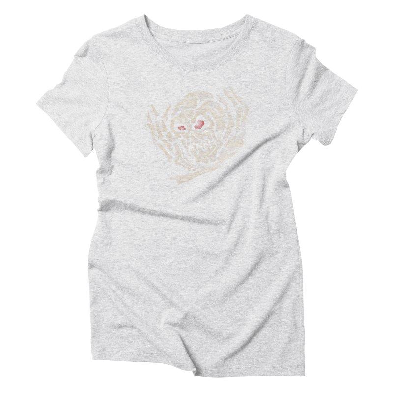 vertigooo Women's Triblend T-Shirt by okik's Artist Shop