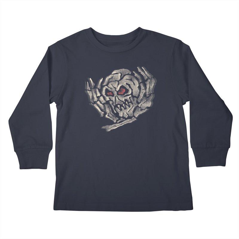 vertigooo Kids Longsleeve T-Shirt by okik's Artist Shop