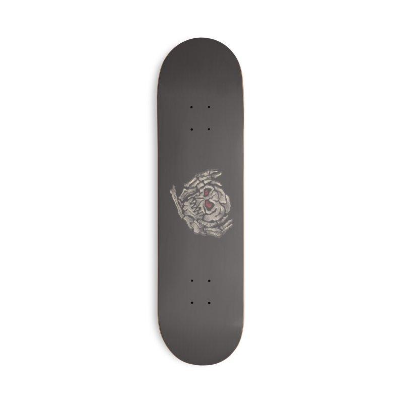 vertigooo Accessories Skateboard by okik's Artist Shop