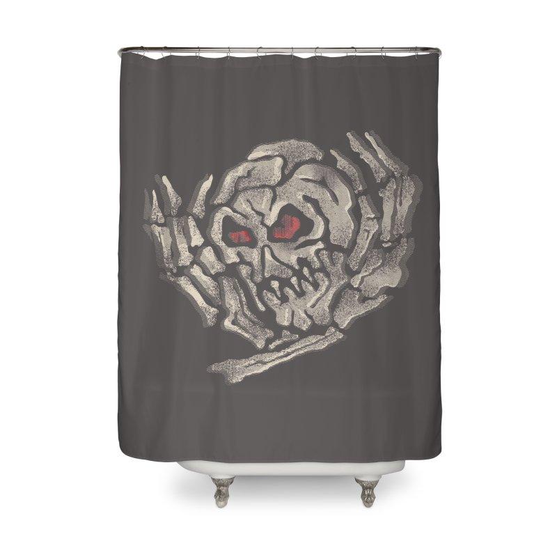 vertigooo Home Shower Curtain by okik's Artist Shop