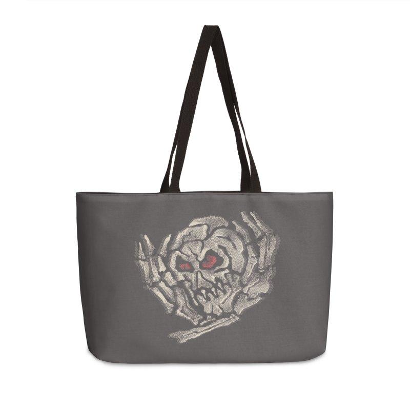 vertigooo Accessories Weekender Bag Bag by okik's Artist Shop