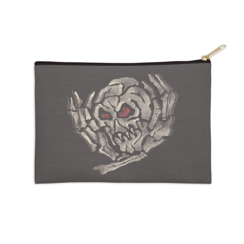vertigooo Accessories Zip Pouch by okik's Artist Shop