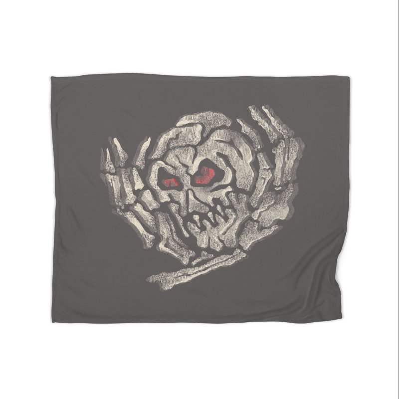 vertigooo Home Fleece Blanket Blanket by okik's Artist Shop