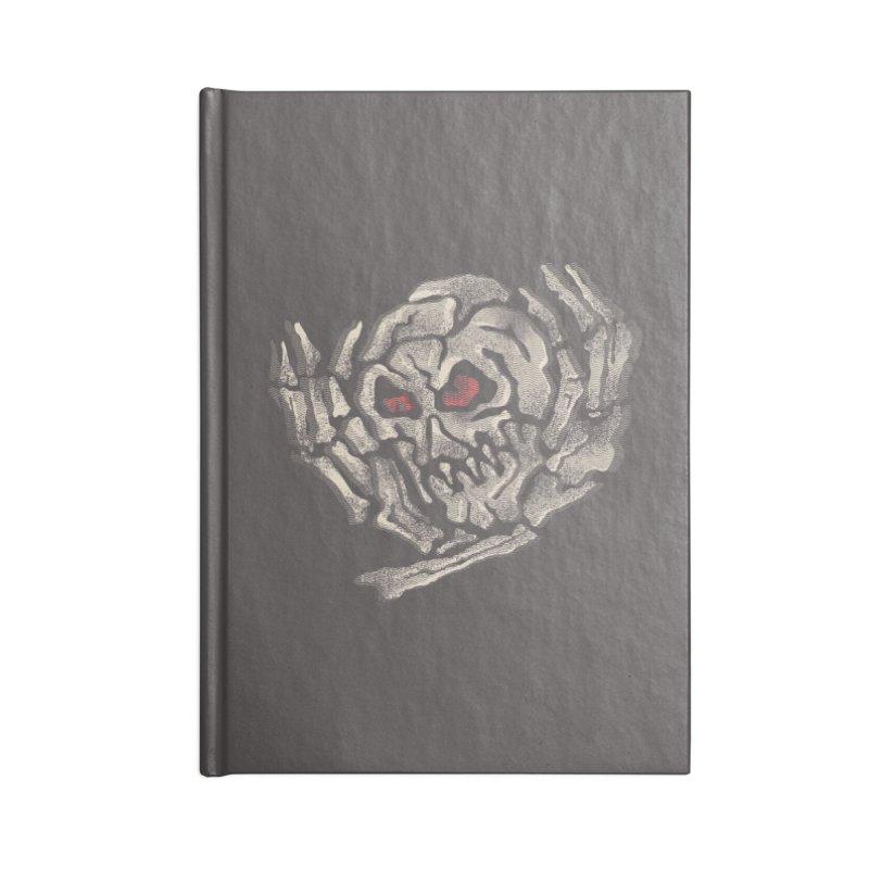 vertigooo Accessories Lined Journal Notebook by okik's Artist Shop