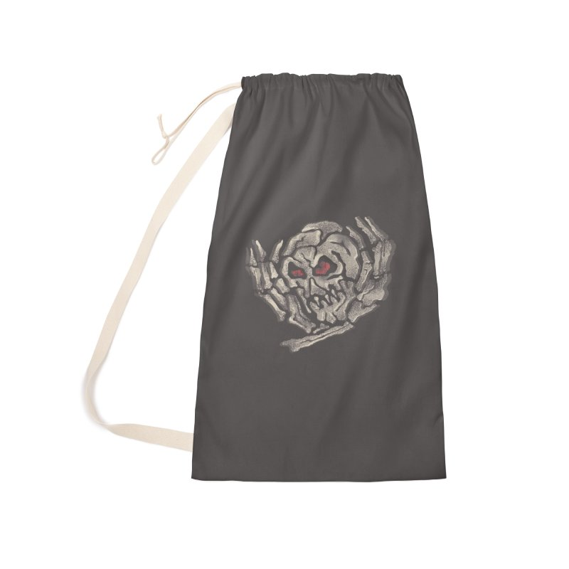 vertigooo Accessories Laundry Bag Bag by okik's Artist Shop