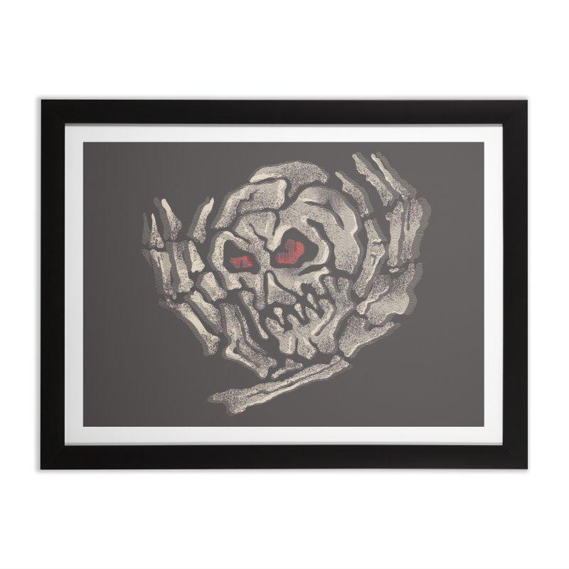 vertigooo Home Framed Fine Art Print by okik's Artist Shop