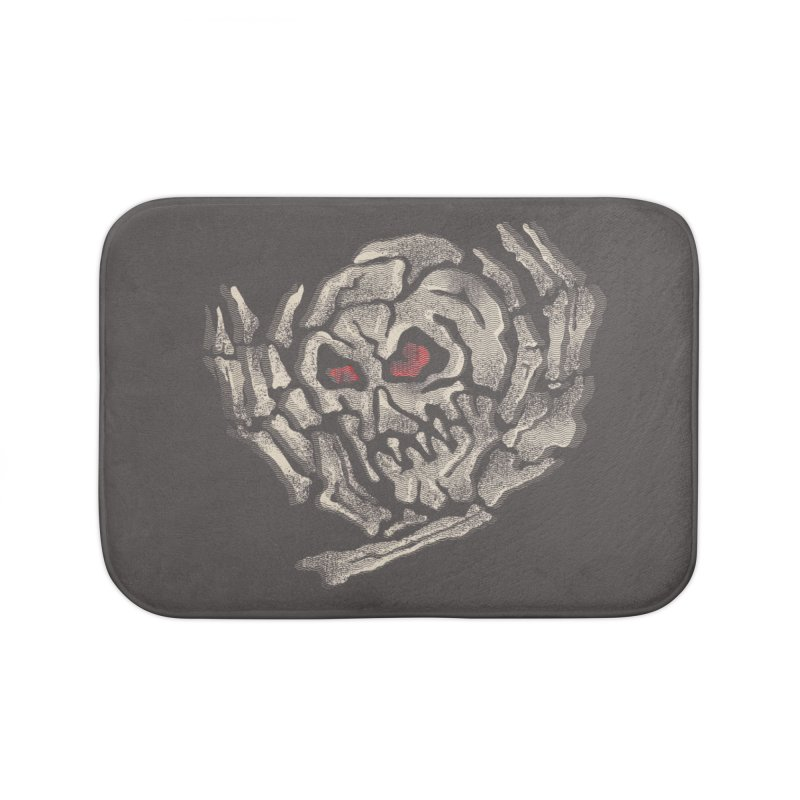 vertigooo Home Bath Mat by okik's Artist Shop