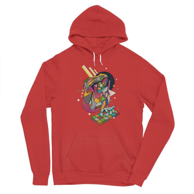 highersound Men's Pullover Hoody by okik's Artist Shop