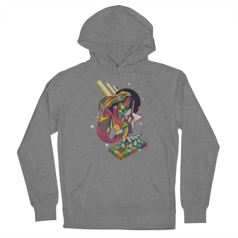highersound Women's Pullover Hoody by okik's Artist Shop