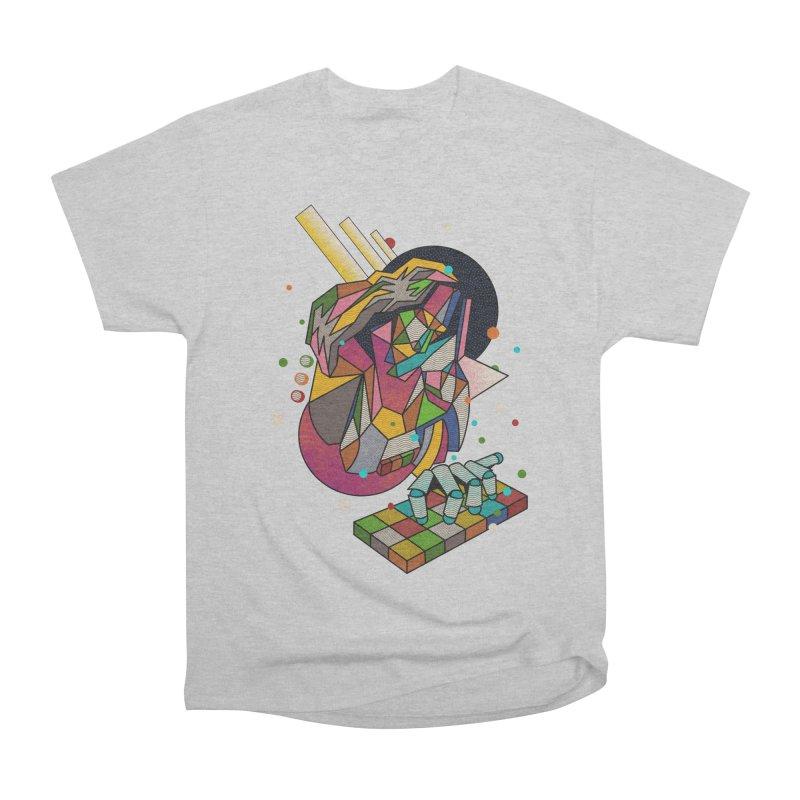 highersound Men's Heavyweight T-Shirt by okik's Artist Shop