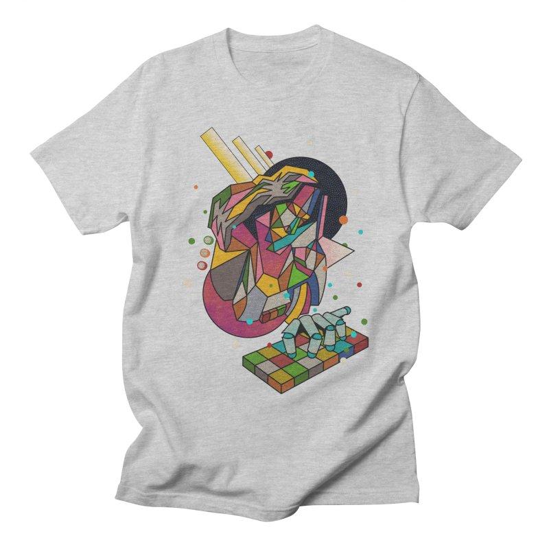highersound Men's Regular T-Shirt by okik's Artist Shop
