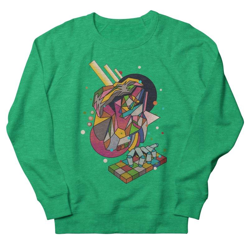 highersound Women's Sweatshirt by okik's Artist Shop