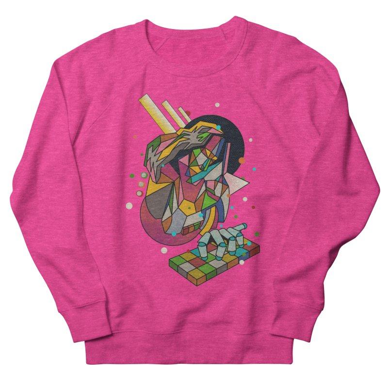 highersound Women's French Terry Sweatshirt by okik's Artist Shop