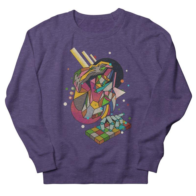 highersound Men's French Terry Sweatshirt by okik's Artist Shop