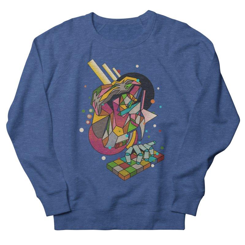 highersound Men's Sweatshirt by okik's Artist Shop